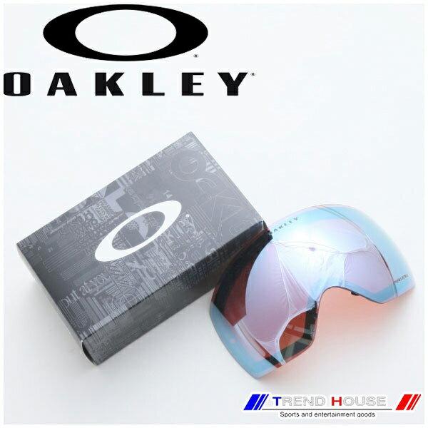 2019 オークリー ゴーグル フライトデッキ LENSES Prizm Sapphire Iridium 101-423-001 OAKLEY オークレー プリズム