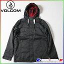 ボルコム 2016 メンズジャケット MONROVIA INS. JKT G0251603-BLK-M VOLCOM