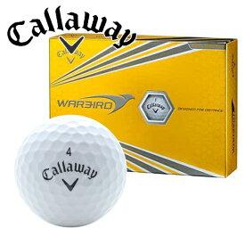 新品未使用 キャロウェイ ヘックス ウォーバード ホワイト オーバーランボール 12球1ダース 箱なしアウトレット CALLAWAY HEX Warbird