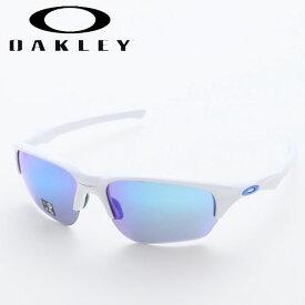 オークリー サングラス フラックベータ Polished White Sapphire Iridium OO9363-0364 Flak Beta OAKLEY オークレー