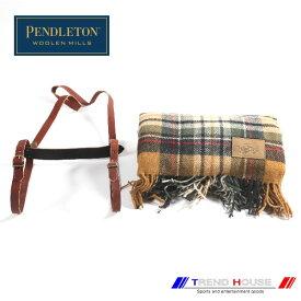 ペンドルトン ブランケット[PENDLETON]CARRY ALONG MOTOR ROBE/キャリーアロングモーターローブ_ZC333-53759_KENT