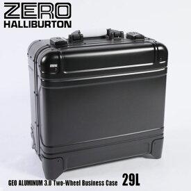 ゼロハリバートン ジオ アルミ 3.0 Two-Wheel Business Case 29L ZRG2517 Black 94263 GEO ALUMINUM 3.0スーツケース ゲオ ZERO HALLIBURTON