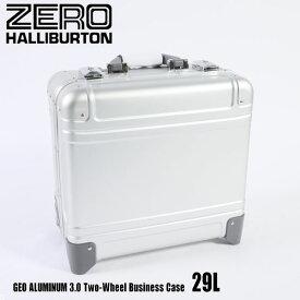 ゼロハリバートン ジオ アルミ 3.0 Two-Wheel Business Case 29L ZRG2517 Silver 94264 GEO ALUMINUM 3.0スーツケース ゲオ ZERO HALLIBURTON