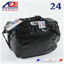 AO Coolers 24PACK VINYL BLACK / AOクーラーズ ビニールソフトクーラー 24パックブラック