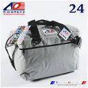 AO Coolers 24PACK VINYL SILVER / AOクーラーズ ビニールソフトクーラー 24パック シルバー