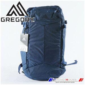 グレゴリー バックパック コンパス 40 Indigo Blue/F COMPASS 40 GREGORY リュック デイバック