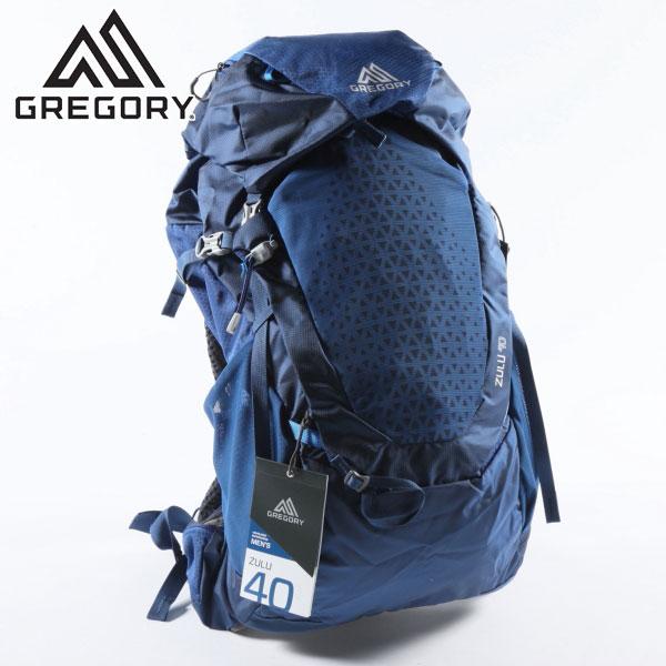 2019 NEWカラー グレゴリー バックパック ズール 40 EMPIRE BLUE ML GREGORY