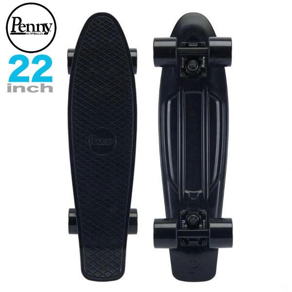 """ペニー コンプリート 22"""" ブラックアウト CLASSICS Penny COMPLETE 22"""" Blackout PNYCOMP156 サーフスケート クルージングボード スケートボード Skateboard スケボー 22インチ"""