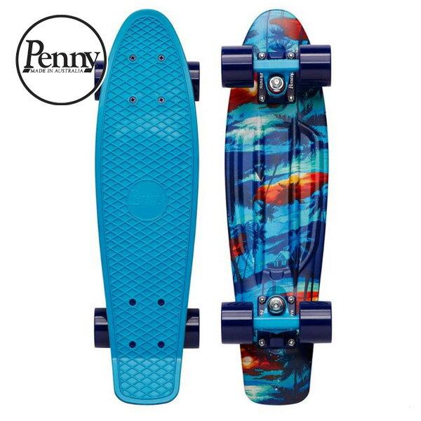 """ペニー コンプリート 22"""" マカナ Penny COMPLETE 22"""" MAKANA PNYCOMP22425 サーフスケート クルージングボード スケートボード Skateboard スケボー 22インチ"""