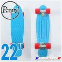 """ペニー コンプリート 22"""" アメリカーナ PENNY/PNYCOMP22456 Penny COMPLETE 22"""" Americana サーフスケート クルージン…"""