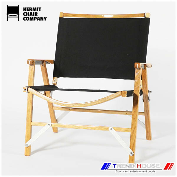 カーミットチェア ブラック/Kermit Chair [Black](並行輸入品)
