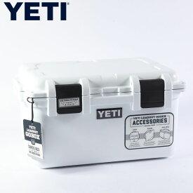 イエティ クーラーズ リ ロードアウト ゴーボックス30 ホワイト LOADOUT GOBOX 30 White YETI Coolers