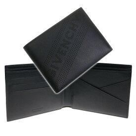 (ジバンシー)GIVENCHY メンズ二つ折財布 BK6012K0GK ブラック