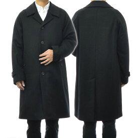 MACKINTOSH マッキントッシュ メンズウールカシミアオーバーコート GENTS GM-107F ブラック【あす楽対応】