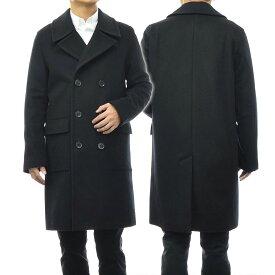 MACKINTOSH マッキントッシュ メンズウールカシミアダブルコート GENTS GM-051F ブラック【あす楽対応】