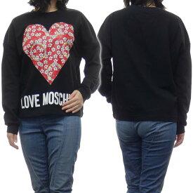 (ラブモスキーノ)LOVE MOSCHINO レディーストレーナー W640401-M4055 ブラック /2020秋冬新作