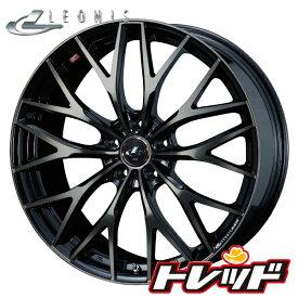 送料無料 245/35R21 HANKOOK VentusV12evo2 ハンコック K120 Weds LEONIS MX PBMC/TI / パールブラックミラーカット/チタントップ 新品サマータイヤ ホイール4本セット