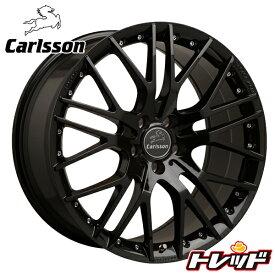 送料無料 245/35R20 275/30R20 FR設定 NITTO ニットー NT555 G2 Carlsson カールソン 1/10X RSF Black Edition サマータイヤホイール 4本セット 8.5J 9.5J 5H114.3