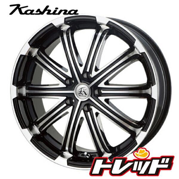 送料無料 215/40R18インチ サマータイヤ ホイールセット WINRUN ウィンラン R330 テクノピア Kashina カシーナ V1