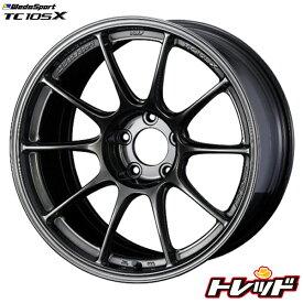 送料無料 245/40R18 HANKOOK VentusV12evo2 ハンコック K120 WedsSport TC105X EJ-TITAN 新品サマータイヤ ホイール4本セット 5H114.3