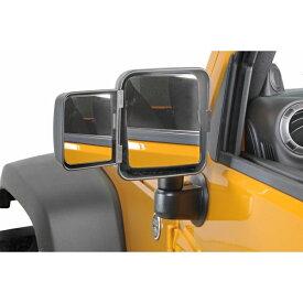 ジープ ラングラー Jeep Wrangler ジープJKラングラー/ジープJKラングラー アンリミテッド 【送料無料】 ランページプロダクツ エクステンションサイドミラー 左右セット ラングラー カスタム パーツ
