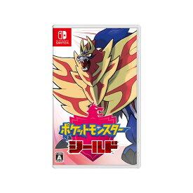 ◯【中古】 ポケットモンスター シールド Switch 【CERO A(全年齢対象)】