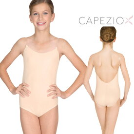 Capezio[カペジオ]子供からジュニア用 ボディファンデーション バレエ用インナーバレエ用品 ジュニア用 子供用 バレエファンデーション