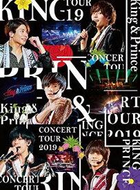 【おまけ付】【送料込】【新品】 King & Prince CONCERT TOUR 2019(初回限定盤)[Blu-ray] おまけのフォトカード(A5サイズ)付!!