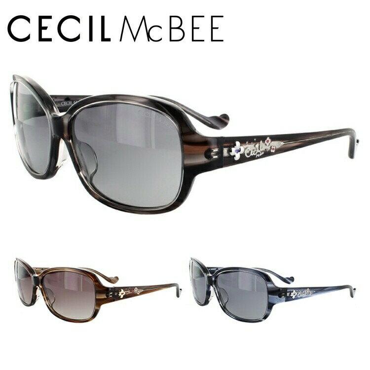 セシルマクビー サングラス CECIL McBEE CMS1034 全3カラー レディース 女性 ブランドサングラス メガネ UVカット カジュアル ファッション 人気