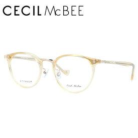 セシルマクビー メガネフレーム おしゃれ老眼鏡 PC眼鏡 スマホめがね 伊達メガネ リーディンググラス 眼精疲労 CECIL McBEE CMF 7036-3 49サイズ ボストン レディース