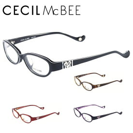 セシルマクビー メガネフレーム おしゃれ老眼鏡 PC眼鏡 スマホめがね 伊達メガネ リーディンググラス 眼精疲労 CECIL McBEE 伊達 眼鏡 CMF7016 全4カラー レディース ファッションメガネ