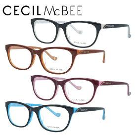 セシルマクビー メガネフレーム おしゃれ老眼鏡 PC眼鏡 スマホめがね 伊達メガネ リーディンググラス 眼精疲労 CECIL McBEE 伊達 眼鏡 CMF7030 全4カラー レディース ファッションメガネ