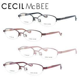 セシルマクビー メガネフレーム おしゃれ老眼鏡 PC眼鏡 スマホめがね 伊達メガネ リーディンググラス 眼精疲労 CECIL McBEE CMF3035 全3カラー 51サイズ オーバル メンズ レディース