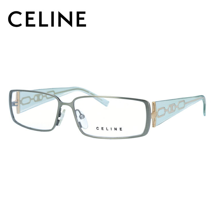 セリーヌ メガネ フレーム CELINE 伊達 眼鏡 VC1308M 56 0SD4 レディース ブランドメガネ ダテメガネ ファッションメガネ 伊達レンズ無料(度なし・UVカット)