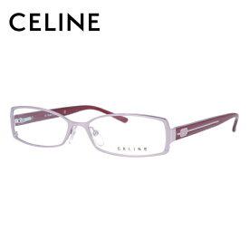 セリーヌ メガネフレーム おしゃれ老眼鏡 PC眼鏡 スマホめがね 伊達メガネ リーディンググラス 眼精疲労 CELINE VC1414M SBNX 55サイズ スクエア レディース ブラゾン アイコン ロゴ