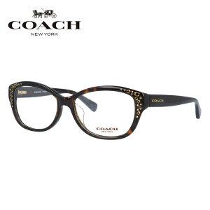 コーチ メガネフレーム おしゃれ老眼鏡 PC眼鏡 スマホめがね 伊達メガネ リーディンググラス 眼精疲労 アジアンフィット COACH HC6076F 5120 53サイズ 国内正規品 フォックス ユニセックス メンズ