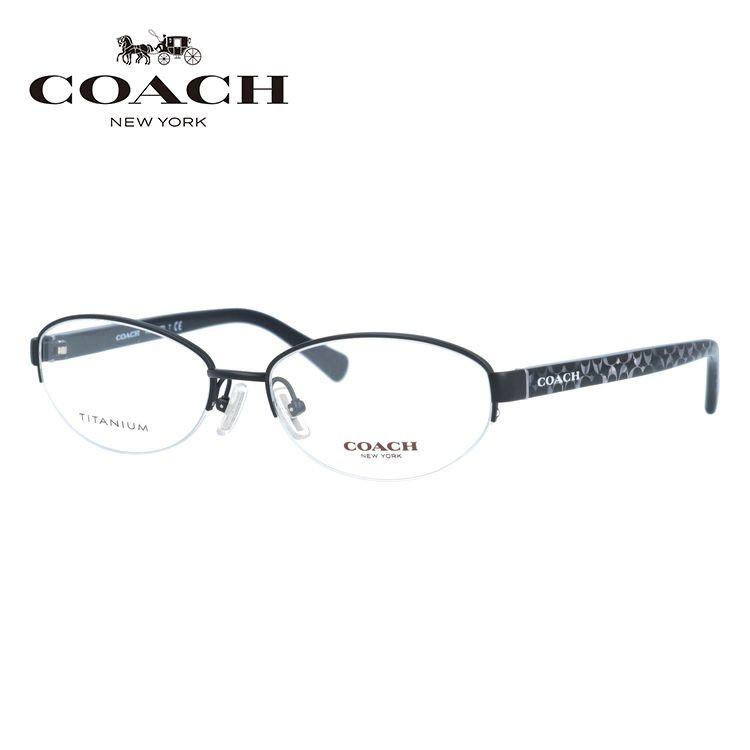 コーチ メガネフレーム 2018年新作 伊達メガネ アジアンフィット COACH HC5081TD 9307 54サイズ 国内正規品 オーバル ユニセックス メンズ レディース