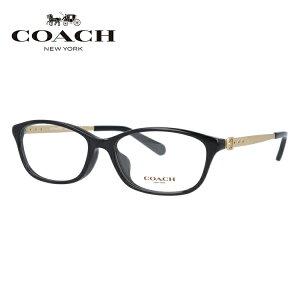 コーチ メガネフレーム おしゃれ老眼鏡 PC眼鏡 スマホめがね 伊達メガネ リーディンググラス 眼精疲労 アジアンフィット COACH HC6123D 5486 54サイズ 国内正規品 スクエア ユニセックス メンズ レ