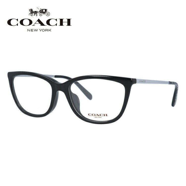 コーチ メガネフレーム 2018年新作 アジアンフィット COACH HC6124F 5002 53サイズ 国内正規品 フォックス ユニセックス メンズ レディース
