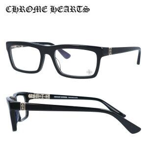 クロムハーツ メガネフレーム おしゃれ老眼鏡 PC眼鏡 スマホめがね 伊達メガネ リーディンググラス 眼精疲労 Chrome Hearts 眼鏡 クロス PENETRANUS BK Black メンズ レディース