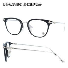 クロムハーツ メガネフレーム おしゃれ老眼鏡 PC眼鏡 スマホめがね 伊達メガネ リーディンググラス 眼精疲労 CHROME HEARTS SHAGASS BK-SS 51サイズ 海外正規品 ウェリントン ユニセックス メンズ レディース