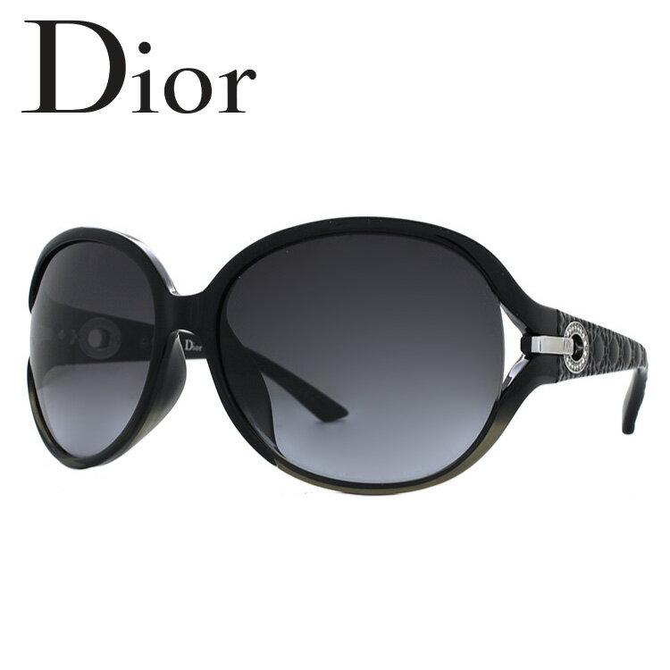 クリスチャンディオール サングラス レギュラーフィット Christian Dior MYLADY Dior7KS VWC/HD 61サイズ バタフライ レディース
