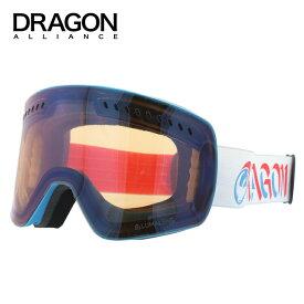ドラゴン ゴーグル ミラーレンズ レギュラーフィット DRAGON NFXs 642-9400 スポーツ メンズ レディース スキーゴーグル スノーボードゴーグル スノボ