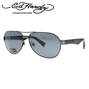 エドハーディー サングラス EdHardy クロウリングドラゴン3 CRAWLING DRAGON 3 BLACK (偏光) メンズ レディース UVカット メガネ ブランド ギフト
