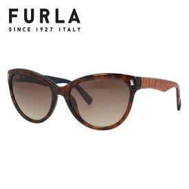 フルラ FURLA サングラス 国内正規品 レギュラーフィット SU4836 0777 56サイズ フォックス レディース 女性 ブランドサングラス メガネ UVカット カジュアル ファッション