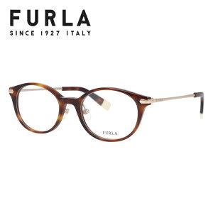 フルラ メガネフレーム おしゃれ老眼鏡 PC眼鏡 スマホめがね 伊達メガネ リーディンググラス 眼精疲労 FURLA VFU214J 全2カラー 49サイズ ウェリントン ユニセックス メンズ レディース