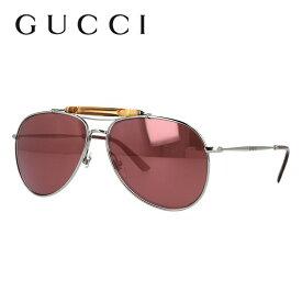 グッチ サングラス GUCCI GG2235/S 6LB/V0 59サイズ ミラーレンズ バンブー レディース 女性 ブランドサングラス メガネ UVカット カジュアル ファッション 人気 ギフト