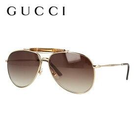 グッチ サングラス GUCCI GG2235/S J5G/OH 59サイズ バンブー レディース 女性 ブランドサングラス メガネ UVカット カジュアル ファッション 人気 ギフト