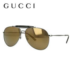 【訳あり】グッチ サングラス GUCCI GG2235/S KJ1/W8 59サイズ ミラーレンズ バンブー レディース 女性 ブランドサングラス メガネ UVカット カジュアル ファッション 人気 ギフト