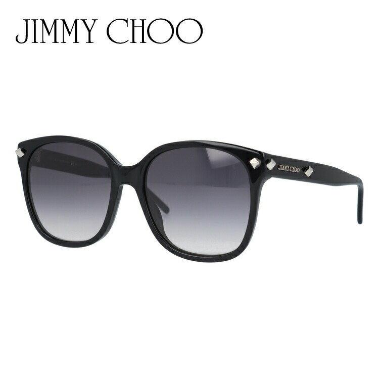 ジミーチュウ サングラス レギュラーフィット JIMMY CHOO DEMAS 807/9C 56サイズ 国内正規品 ウェリントン ユニセックス メンズ レディース